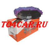 Передние тормозные колодки NIBK Тойота РАВ4 2.0 149/152 лс 2006-2012 (TOYOTA RAV4)
