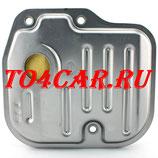 Оригинальный фильтр АКПП Тойота Королла 1.6 124 лс 2007-2008 (TOYOTA COROLLA 07-08) 353300W020 / 353300W021