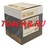 Оригинальный масляный фильтр Мазда СХ7 2.3 238 лс 2009-2012 (Mazda CX7) SHY114302/SH0114302A/LFY114302/LF1014302A9B
