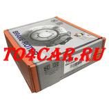Комплект (2шт) передних тормозных дисков NIBK (ЯПОНИЯ) Митсубиси Аутлендер 2.0 146 лс 2012-2020 (MITSUBISHI OUTLANDER 3) RN1209 ПРОВЕРКА ПО VIN