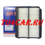 Оригинальный воздушный фильтр Шевроле Авео 2 1.4 101 лс 2008-2012 (CHEVROLET AVEO 1.4 T250) GM/DAEWOO