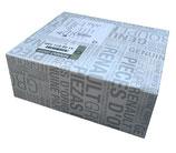 Оригинальные передние дисковые тормозные колодки (есть ABS) Рено Каптюр 2.0 143 лс 2016-2019 (RENAULT KAPTUR 2.0) 410607115R / 410605961R