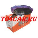 Передние тормозные колодки NIBK (ЯПОНИЯ) Тойота РАВ 4 2.5 2012-2019 (TOYOTA RAV4 2.5 CA40) PN1530 ПРОВЕРКА ПО VIN