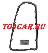 Оригинальная прокладка поддона вариатора (CVT) Ниссан Жук 1.6 190 лс 2010-2016 (NISSAN JUKE 1.6 4WD) 313971XF0C