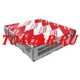 Оригинальные свечи зажигания (4шт) Тойота РАВ 4 2.5 2012-2019 (TOYOTA RAV4 2.5 CA40) 9091901233