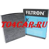 Угольный фильтр салона FILTRON Форд Фокус 2 1.4/1.6 2008-2011 (FORD FOCUS 2) K1150A