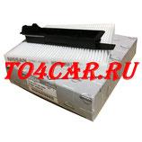 Оригинальный фильтр салона Ниссан Нот 1.6 110 лс 2005-2014 (NISSAN NOTE 1.6) 27891AX01A / B7891AX01ARV