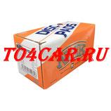 Передние тормозные колодки NIBK (ЯПОНИЯ) Тойота Королла 1.6 124 лc 2009-2013 (TOYOTA COROLLA) PN1524 ПРОВЕРКА ПО VIN