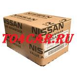 Оригинальные задние тормозные колодки Ниссан Кашкай 1.6 2007-2014 (NISSAN QASHQAI 1.6)