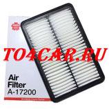 Воздушный фильтр МАЗДА СХ 5 2.0 150 лс 2012-2017 (MAZDA CX 5) SAKURA A17200 / FILTRON AP1136