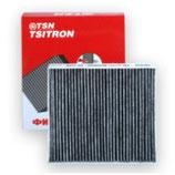 Угольный фильтр салона TSN Митсубиси Лансер 2.0 2007-2012 (MITSUBISHI LANCER X 2.0)