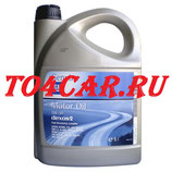 Оригинальное моторное масло Шевроле Круз 1.6 109 лс 2009-2015 (CHEVROLET CRUZE 1.6) GM Dexos2 5W30 (5л) 1942003/95599405 LXT