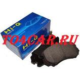 Передние дисковые тормозные колодки SANGSIN (КОРЕЯ) (есть ABS) Рено Дастер 2.0 135 лс c кондиционером 2011-2015 (RENAULT DUSTER 2.0 4WD) ПРЕДОПЛАТА 30% SP1390