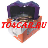 ПЕРЕДНИЕ ТОРМОЗНЫЕ КОЛОДКИ NIBK (ЯПОНИЯ) Тойота Прадо 120 4.0 249 лс 2002-2009 (TOYOTA PRADO 120) PN1482