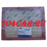 Оригинальный воздушный фильтр Форд Фьюжн 1.6 100 лс 2002-2012 (FORD FUSION) 1729854