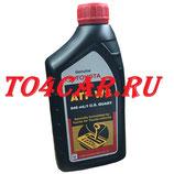 Оригинальное масло АКПП Тойота Прадо 2.7 163 лс 2009-2016 (TOYOTA PRADO 150 2.7 БЕНЗИН) TOYOTA ATF WS (1л) 00289ATFWS/0888681210