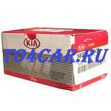 Оригинальные передние дисковые тормозные колодки Киа Церато 3 1.6 2013-2018 (KIA CERATO YD 1.6) 58101-A7A20 ПРОВЕРКА ПО VIN