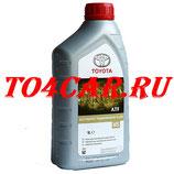 Оригинальное масло АКПП Тойота Прадо 3.0d 173 лс 2009-2015 (TOYOTA PRADO 150 3.0 дизель) TOYOTA ATF WS (1л) 00289ATFWS/0888681210