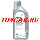 Оригинальное моторное масло Фольксваген Поло Седан 1.6 110 лс 2015-2018 (рестайлинг) (POLO SEDAN) LONGLIFE III SKODA 5W30 (1л) G052195F2