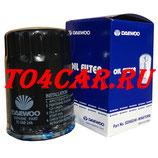 Оригинальный масляный фильтр Шевроле Каптива 3.2 230 лс 2006-2011 (CHEVROLET CAPTIVA 3.2) GM DAEWOO / AC DELCO 19210337