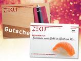 ZEKU-Sushi Team