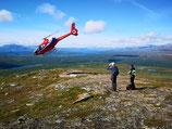 Ausgesetzt vom Helikopter Tour 2 (08. August bis 14. August 2022) Reservierung