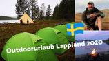 Reservierung Outdoorurlaub Schweden TOUR 1  (10. August bis 16. August 2020)