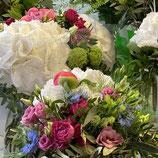 Hortensienliebe Abholung im Blumenladen