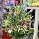 Sommerliebe , Abholung im Blumenladen