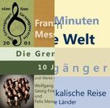 """""""Franz Schubert Messe in G"""" + """"In 80 Minuten um die Welt"""""""