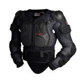 Gilet de protection cross First racing Impact pro 2 noir