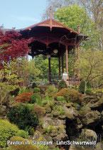 Magnet Pavillon Stadtpark Lahr