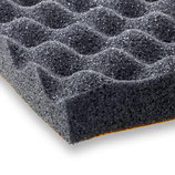 Silent Coat Sound Absorber 15 Formed