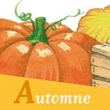 Magnet 4 saisons Fruits & légumes Automne