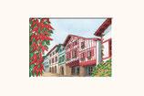 La Bastide Clarence, Pays basque