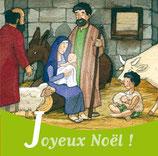 Magnet Joyeux Noël Crèche