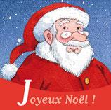 Magnet Joyeux Noël Père Noël