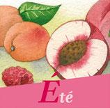 Magnet 4 saisons Fruits & légumes Été