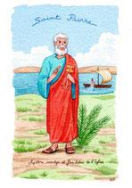 Saint Patron grand format