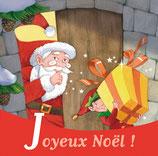 Magnet Joyeux Noël lutin