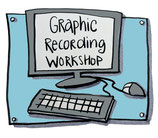 14.08. Einführung in die Kunst des Graphic Recordings Online Workshop mit Miss Vizzz