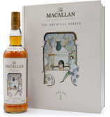 Macallan Folio 1 43%Vol. 70cl.