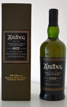 Ardbeg 1977 46%Vol. 70cl.