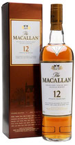 Macallan 12 Years Sherry Oak  40%Vol. 70cl.