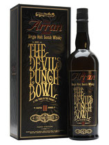 Arran Devil's Punch Bowl III 53,4%Vol. 70cl.
