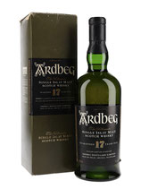 Ardbeg 17 Years 40%Vol. 70cl.
