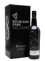 Highland Park The Dark 17 Years 52,9%Vol. 70cl
