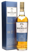 Macallan 12 Years Fine oak 40%Vol. 70cl.