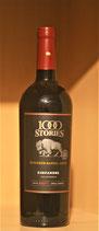 1.000 Stories. California,s Original Bourbon Fass gereifter  Zinfandel.