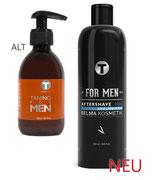 T for Men – After Shave